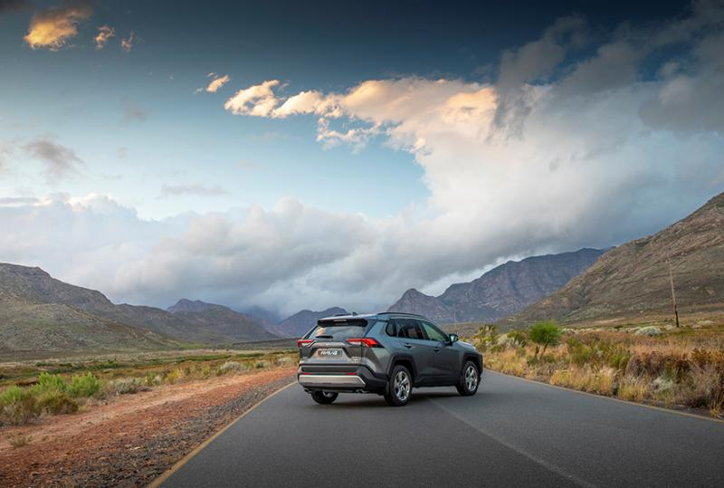 Why is Toyota the best choice for you?