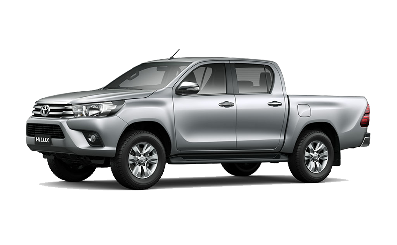 2.4GD Work Double Cab 6-MT 4x4